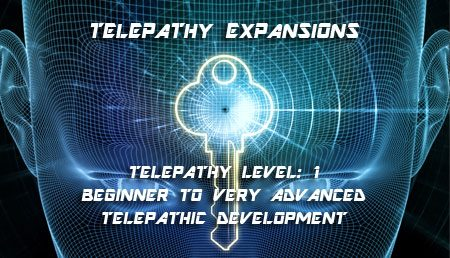 Telepathy Development Course